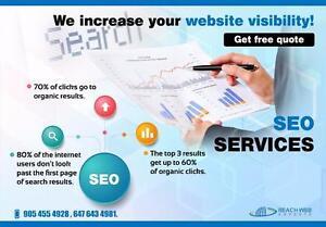 SEO / SEM Services - ReachwebExperts (647-643-4981)