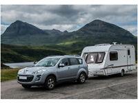 Swift Island Jura Special 2 Berth Caravan,with Motor Mover.