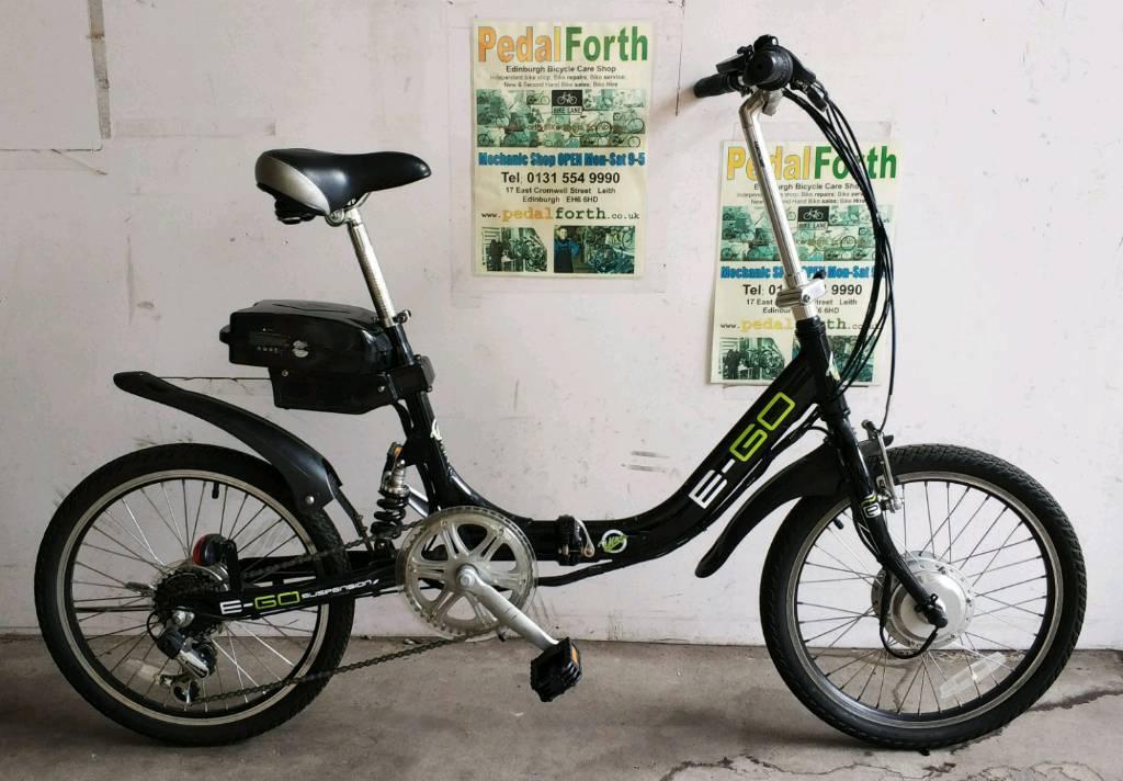 Electric bike STILL AVAILABLE   in Edinburgh City Centre