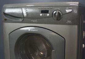 washer dryer hotpoint+ 6 months warranty!