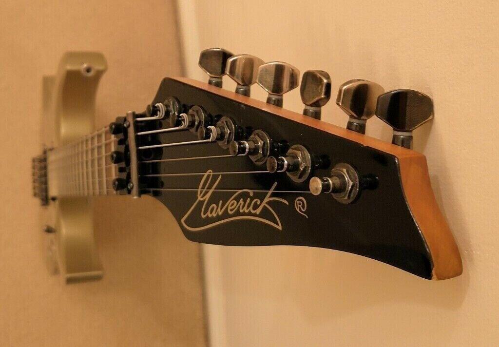 Maverick F1 Guitar - Tremol-No Installed | in Cheltenham, Gloucestershire |  Gumtree