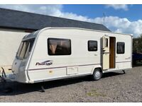 2007 Bailey Pageant Provence 5 Berth Series 5