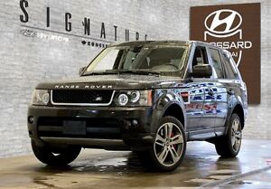 2013 Land Rover Range Rover Sport Supercharged LIMITED RED EDTIT