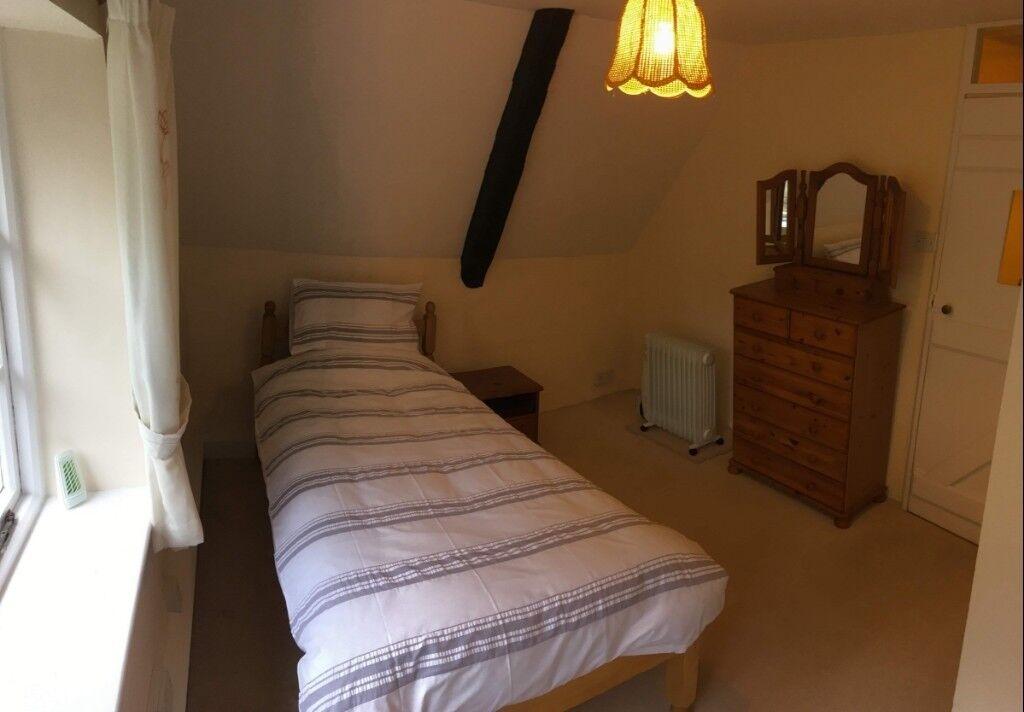 Spare Room In Rural West Somerset Minehead