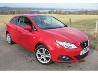 Seat Ibiza 1.4 16V Chill 2011 only 40k FULL DEALER HISTORY ~ STUNNING ~ YEARS MOT.