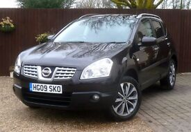 NISSAN QASHQAI 1.5 dCi N-TEC 2WD 5DR #ONE OWNER FROM NEW #JUST BEEN SERVICED AND MOTED