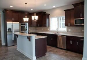 Vista 10' x 10' wood kitchen - Financing available - $48 a month (OAC)