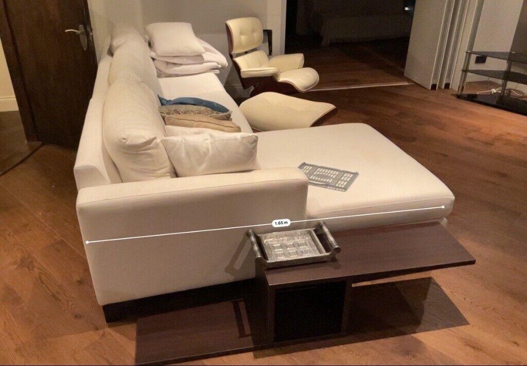 Large White Sofa | In London | Gumtree