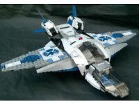 LEGO Marvel Avengers Quinjet Aerial Battle Set 6869