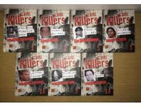 Serial Killers Book And DVD Bundle
