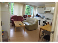 Twin room available in clean flat, by the shopping area, GYM, Free parking