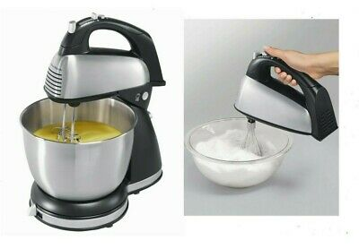Best Stand Mixer Hand Electric Cake Baking Machine Kitchen Bread Cooking
