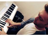 PIANO LESSONS GREENWICH