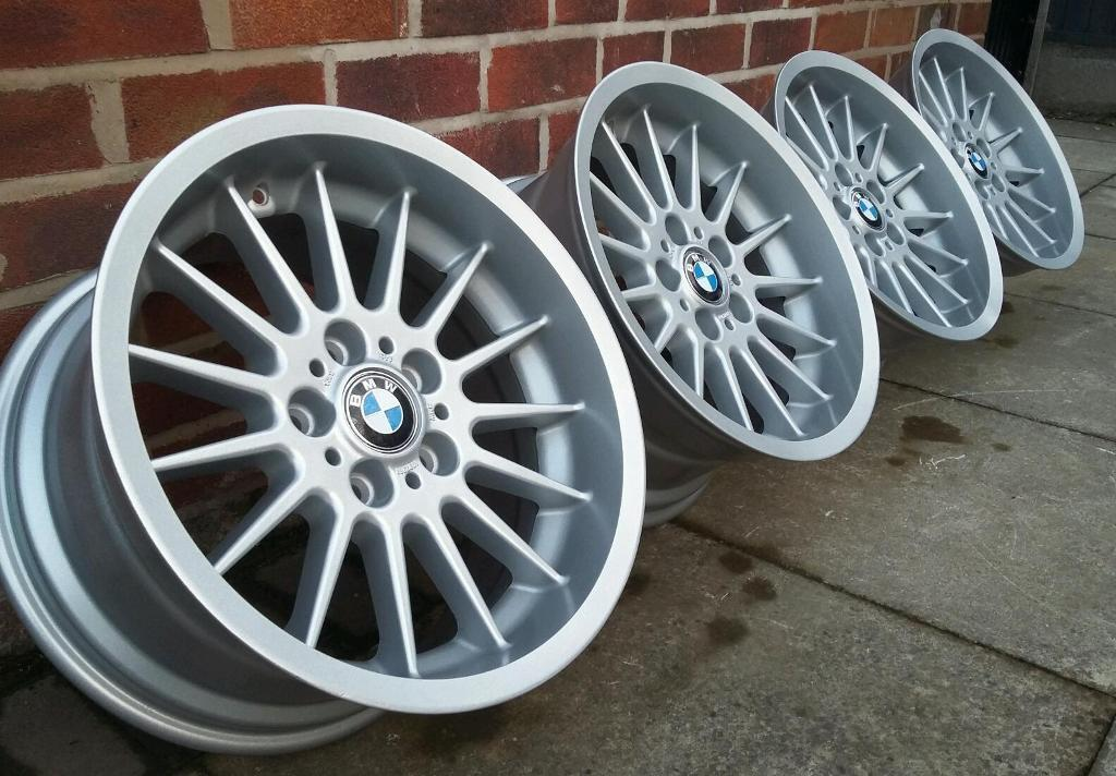 Genuine Bmw Style 32 Alloys 17 Quot Staggered 5x120 E36 E46 Z3