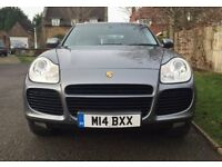 Porsche Cayenne 4.5 Turbo Tiptronic S AWD 5dr £12,995 p/x welcome Full service History 2004