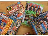 FREE- Football magazines