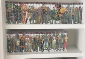 Judge Dredd mega city collection