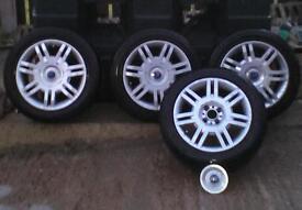 Fiat stilo alloy's