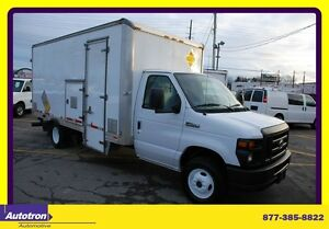 2012 Ford E350 S.DUTY 16 FT BOX  BARN AND SIDE DOOR