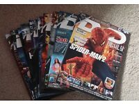 DVD Monthly Magazines from 2004, 2005 & 2006