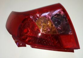 Driver Side Rear Light for Suzuki Swift 2008-on Right Hand Tail Lamp