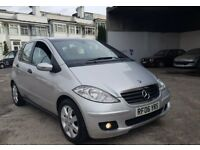 2006 MERCEDES A150 1.4 AUTOMATIC EXCELLENT CONDITION SERVICE HISTORY HPI CLEAR TIMING CHAIN REPLACED