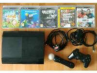 PlayStation 3 Super Slim plus Extras