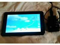 """7"""" proscan android tablet 4.4.2 4gb wifi front cam"""