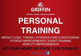 Passionate Personal Trainer looking for new clients that are serious about improving themselves!