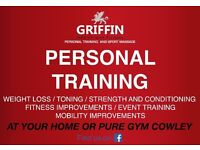 Oxford Personal Training Service