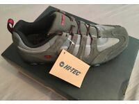 Mens' Size 10 UK Hiking Shoes, Brand New in Box