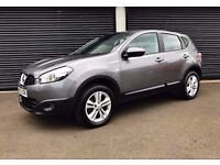 2012 NISSAN QASHQAI ACENTA 1.5 DCI 110 FINANCE AVAILABLE