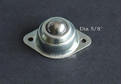 50pcs Dia 58 Cy-15a Ball Metal Transfer Bearing Unit Conveyor Roller New