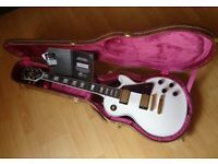 Gibson Les Paul Custom (Custom Shop) - would trade