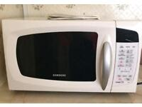 Samsung Microwave & Grill Combi