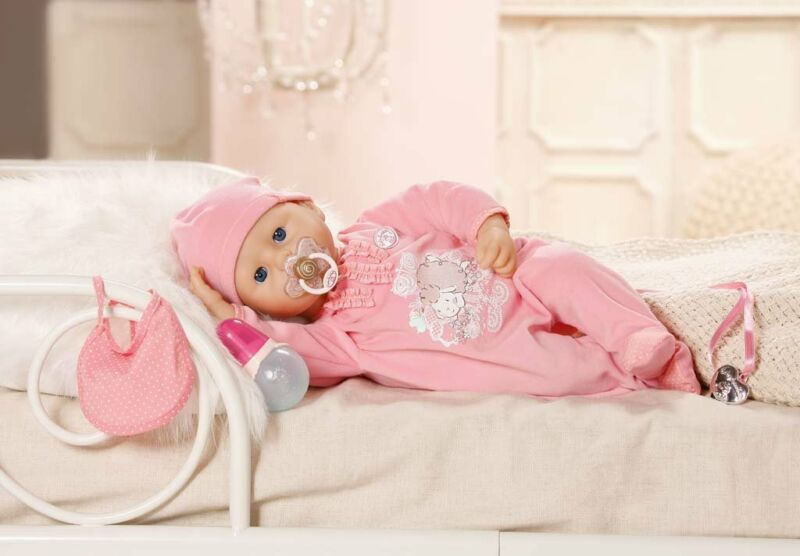 Baby Annabell doll (version 9) with it's accessories