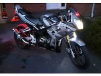 Sj125-23 - 125cc Learner Legal Motorbike