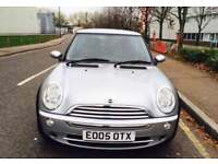Mini Cooper 2005 1.6 Automatic 3 door hatchback Silver