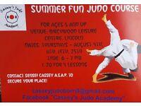 Cassey's Judo Academy