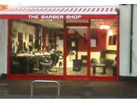A Experienced Barber