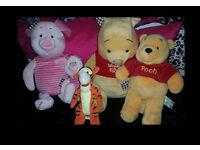 Bundle Of Pooh & Friends
