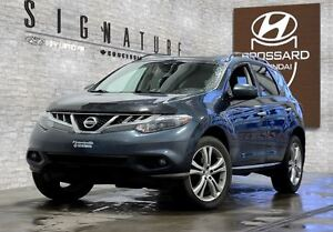 2011 Nissan Murano LE AWD CUIR TOIT PANORAMIQUE