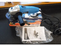 ANGLE GRINDER (115MM) DRAPER NEW AND BOXED