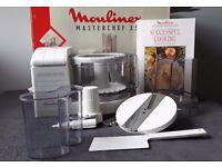 Moulinex Masterchef 350 - Processor Mixer Blender