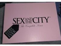 Sex and the City box set
