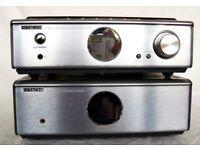 HITACHI AMPLIFIER AM/FM RADIO CD & MP3 PLAYER + SPECTRUM ANALYSER