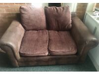 2 & 3 seater sofa for free
