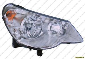 Head Lamp Passenger Side [Sedan 2007-2010] [Convertible 2008-2010] High Quality Chrysler Sebring