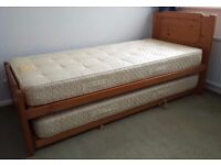 Trundle Pull Out Guest Bed(s)