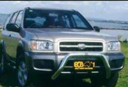 Nissan pathfinder ECB nudge bar 99-05